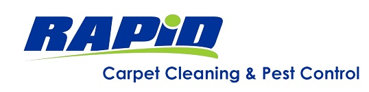 Rapid Carpet Cleaning & Pest Control logo